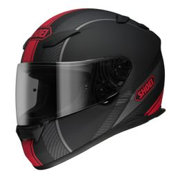 Capacete-Shoei-XR-1100-Matt-Tangent-TC-1-Preto-Vermelho-Fosco