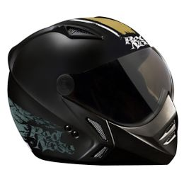 Capacete-Mirage-Red-Nose-Preto-Peels