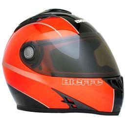 Capacete-Bieffe-Vector-Kwick-Vermelho-Preto