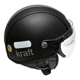 Capacete-Kraft-Couro-Preto