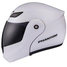 Capacete-Articulado-Phantom-Roadstar-Branco
