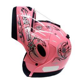 Capacete-Zarref-V3-Femme-Rosa---Taurus