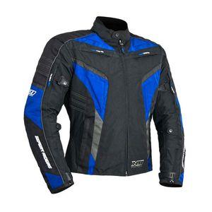 Jaqueta-X11-Evo-Masculina-100--Impermeavel-Preta-Azul