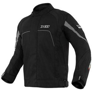 Jaqueta-X11-One-Nylon-Preto
