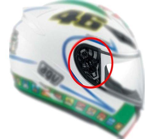 Reparo-para-Capacete-Mecanismo-AGV-K3-K4
