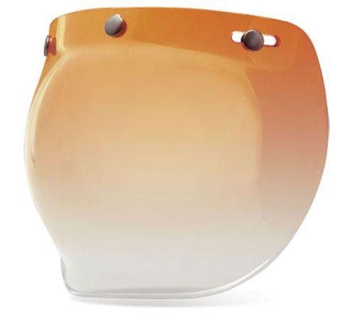 Viseira-Bell-Bubble-Amber-Gradient