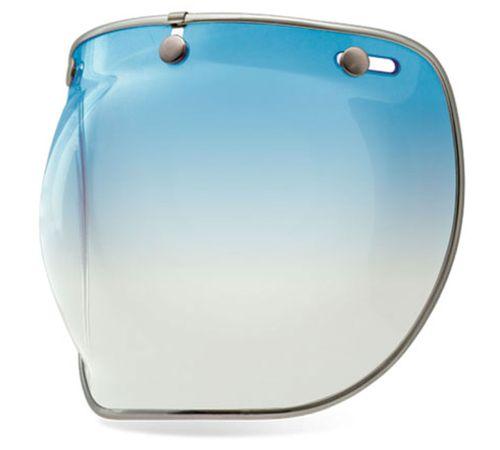 Viseira-Bell-Bubble-Deluxe-Ice-Azul-Gradie