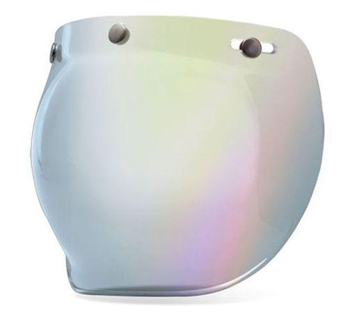 Viseira-Bell-Bubble-Prata-Iridium