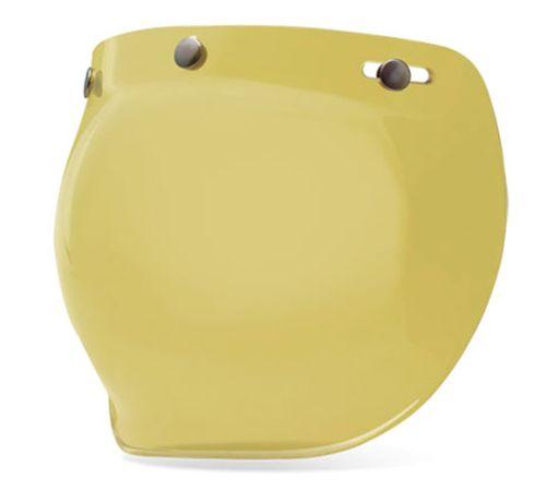 Viseira-Bell-Bubble-Yellow