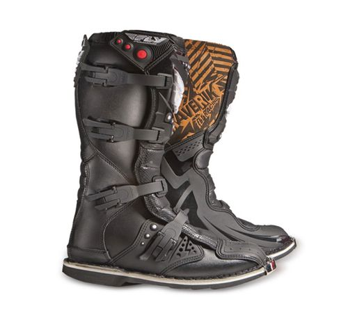 Bota-Fly-Maverick-MX-Preto