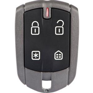 Alarme-Positron-Duoblock-FX-G7-com-Sensor-de-Presenca-Dedicado-para-YBR-Factor