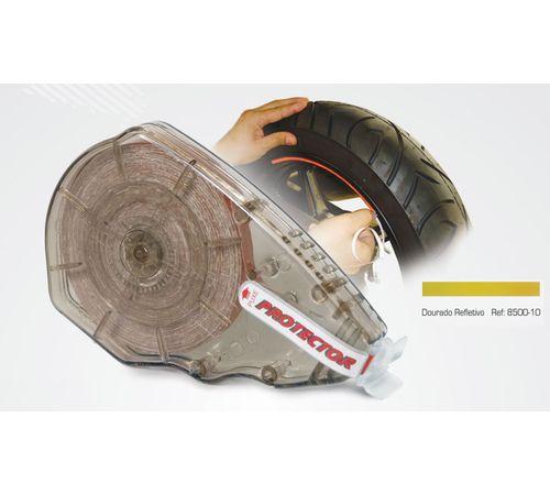 Friso-Refletivo-para-Roda-Dourado-8500-10---Protector