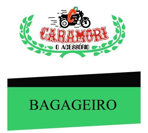 Bagageiro-Titan-150---Fan-09-com-Alca-Cromado---Caramori