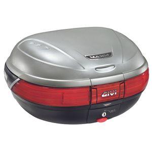 Bau-Monokey-E52G730-52L-Maxia---Tampa-Prata---Givi