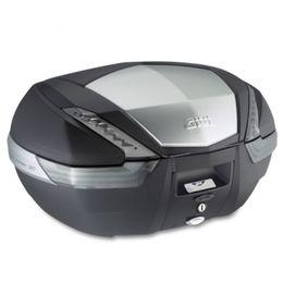 Bau-Monokey-V47NT-Tech-47lts-Preto-Cinza---Givi