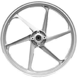 Roda-Scud-de-Magnesio-6-pontas-para-Yamaha-YBR125-ED--Par----Prata