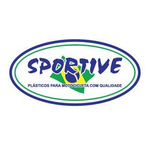 Paralama-Dianteiro-Titan150-Mix-10-Laranja---Sportive