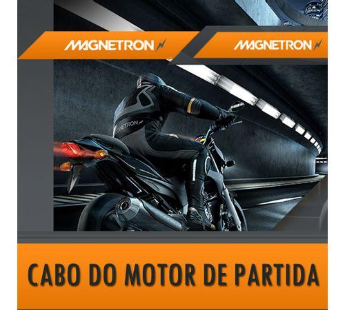 Cabo-do-Motor-de-Partida-Titan-150-2009--Fan-125-2009-em-diante---Magnetrom