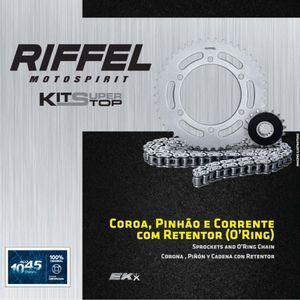 Kit-Relacao-CBR-600-RR-2003-ate-2006-43-16-com-Retentor---Riffel-91059