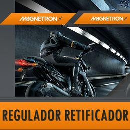 Regulador-Retificador-Yes---Intruder-125---Magnetrom
