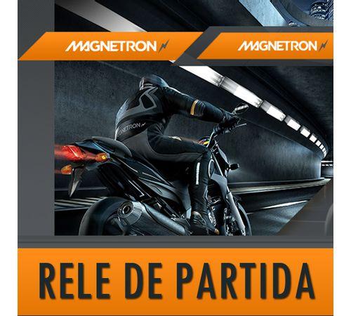 980be296f80 Rele de Partida Falcon   Shadow 600 - Magnetron - MOTO BR