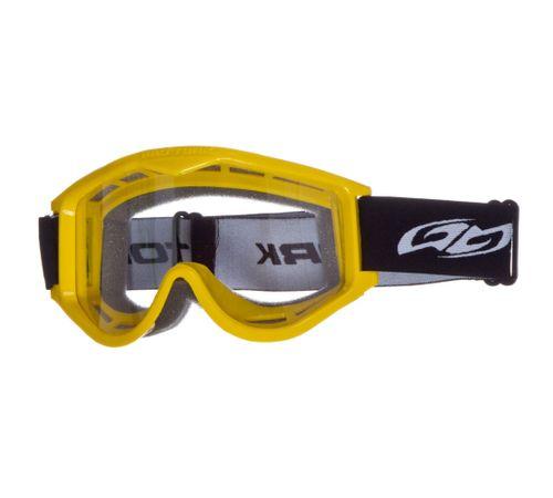 36b598364 Óculos Pro Tork 788 Amarelo - MOTO BR