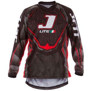 Camisa-Pro-Tork-Jett-Lite-Preta-Cinza-Vermelha