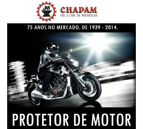 Protetor-de-Motor-NXR-125-150-2009-Com-Pedaleira---Chapam