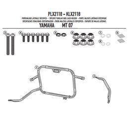 Monorack-Lateral-PLX2118-MT-07-Para-Bau-V35-Preto-Fosco---Givi