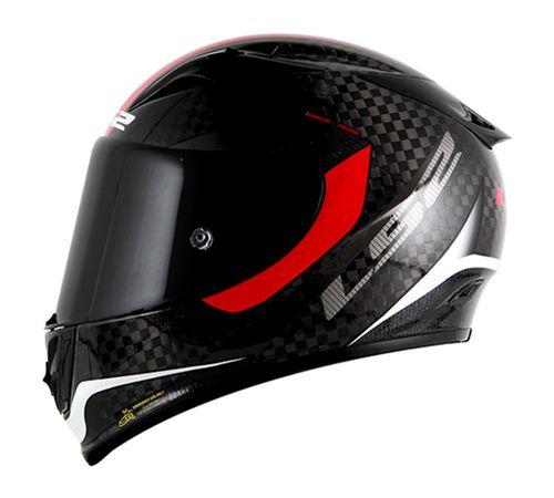 Capacete-LS2-FF323-Arrow-Carbon-Tronic-Preto-Vermelho
