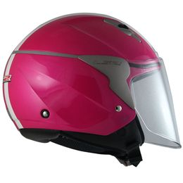 Capacete-LS2-OF559-Blink-Rosa-