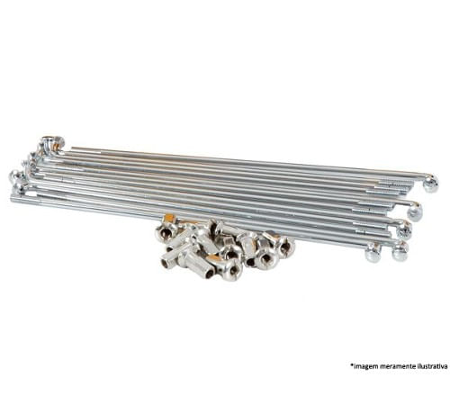 Jogo-de-Raio-NXR-125-150-Bros-Traseiro-Inox---DDL-Raio
