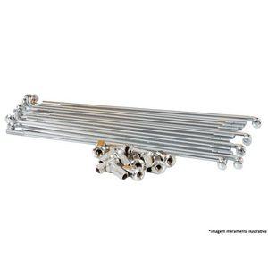 Jogo-de-Raio-NXR-150-Bros-ES-Dianteiro-Cromado-4MM---DDL-Raio