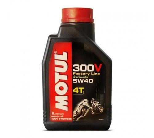 Oleo-4T-5W40-Motul-300V