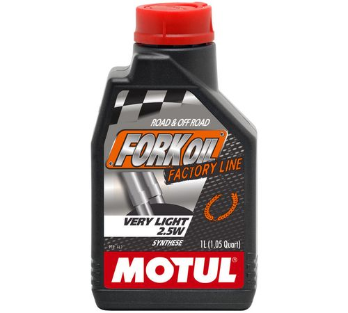 Oleo-Motul-de-Bengala-Fork-Oil-Very-Light-25W