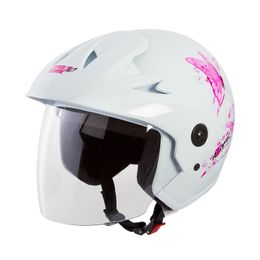 Capacete-Pro-Tork-Atomic-For-Girls-Branco