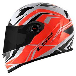 Capacete-LS2-FF358-Blade-Branco-Preto-Vermelho