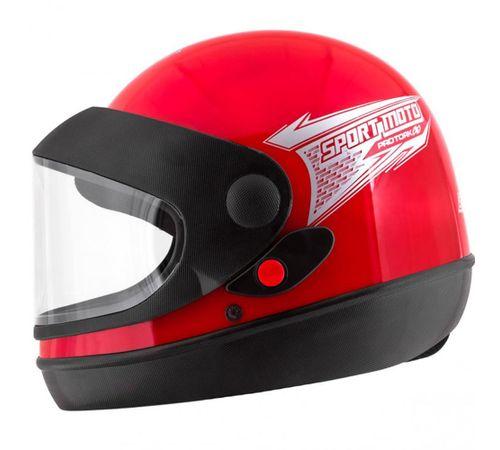 Capacete-Pro-Tork-Sport-Moto-Vermelho