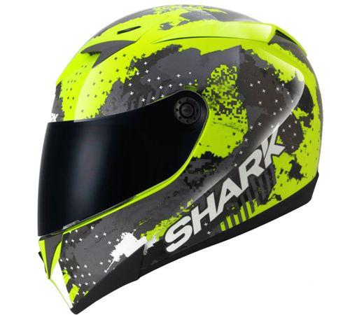 Capacete-Shark-S700-Squad-YKW-Amarelo-Preto-Branco