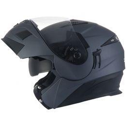 Capacete-Zeus-3020-Titanium-Fosco