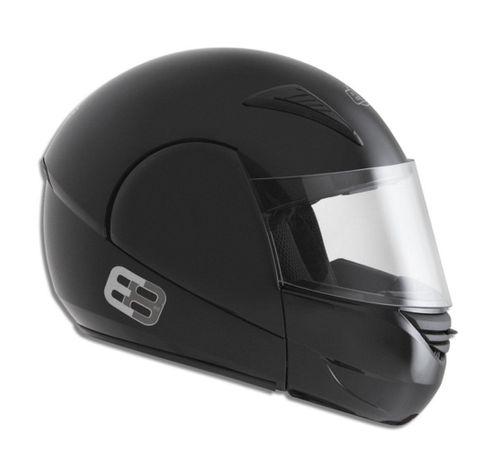 Capacete-EBF-E8-Robocop-Preto