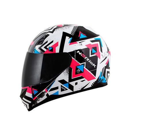 Norisk-FF391-Fame-Neon-Azul-Pink-1