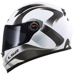 capacete-ls2-ff358-velvet-branco-cinza-brilho