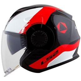 capacete-ls2-of570-verso-technik-branco-preto-vermelho-fluor-brilho