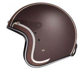 capacete-zeus-380h-solid-dark-marrom