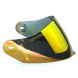 Viseira-X11-Impulse-Dourada