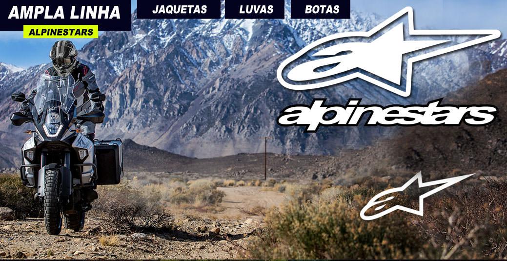 Ampla Linha Alpinestars
