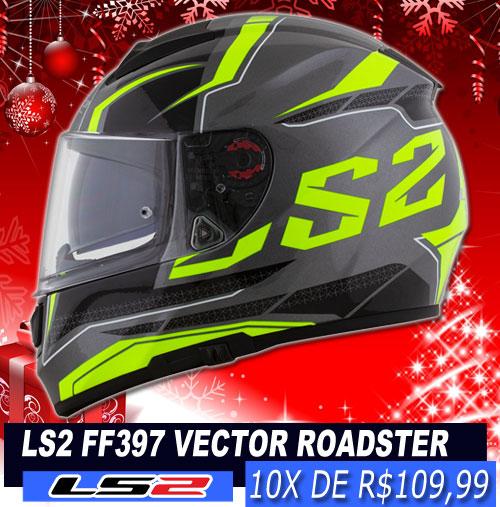 LS2 FF397 Vector Roadster