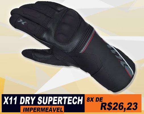 Luva X11 Supertech