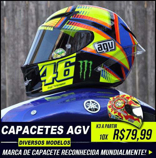 Capacetes AGV